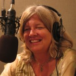 Cathy on the air